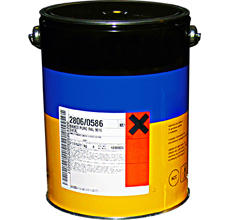 PAINT FOR CYLINDERS, TANKS AND PLANTS