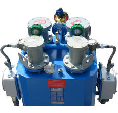 LPG FEED-OUT ELECTRIC WATER BATH VAPORIZERS AND CONTROL PANELS