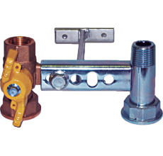 GAS METER ACCESSORIES
