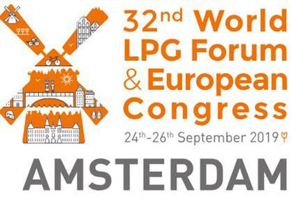 World LPG Forum Amsterdam 24-26 settembre 2019