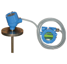 Eexd ATEX MAGNETOSTRICTIVE LEVEL SENSOR WITH REMOTE DISPLAY